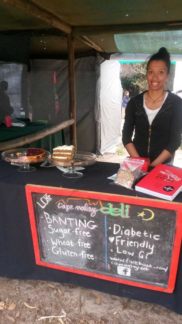 Tokai Forest Market Hungry for Halaal