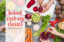 Halaal Cooking Classes in South Africa