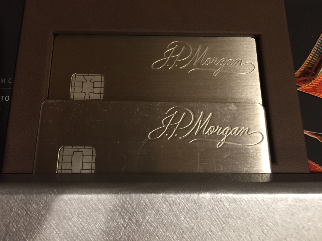 Jp morgan chase corporate card billingss rumor jpmorgan finally releasing enhanced palladium card hungry reheart Choice Image
