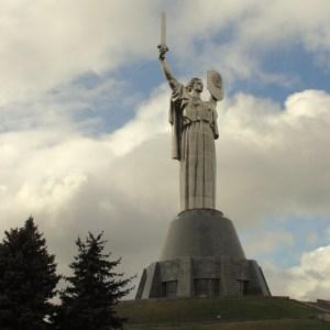 Kiew Mutter Ukraine