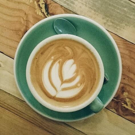 Kaffee Berlin Friedrichshain Latte Art