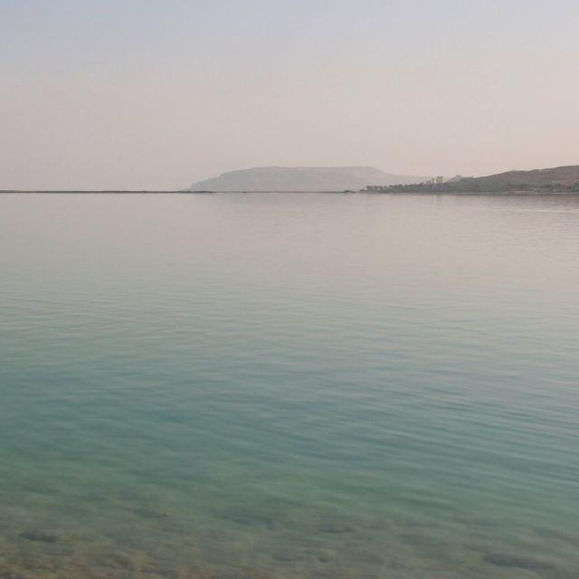 Das Tote Meer in Israel