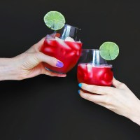 Here's to You:  A Refreshing Blackberry Limeade for The Weary Traveler