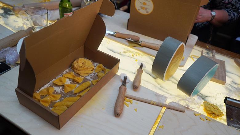 Peroni pasta masterclass Gusto Heswall