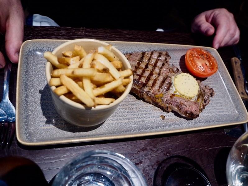 Brasserie Blanc Knutsford Raymond Blanc menu review