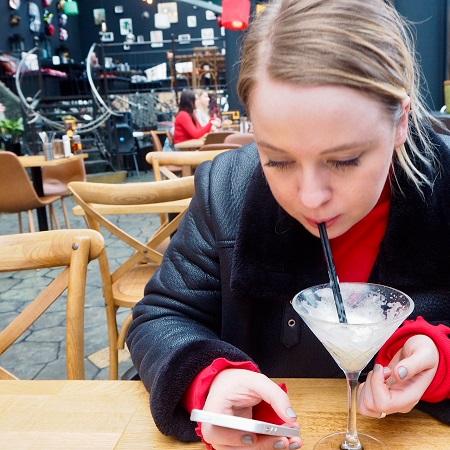 El Santo menu Reykjavik Iceland