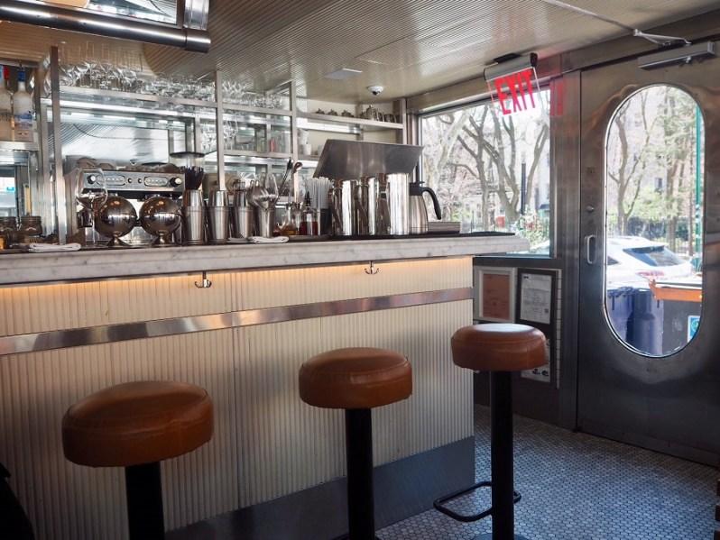 Empire Diner New York restaurants review