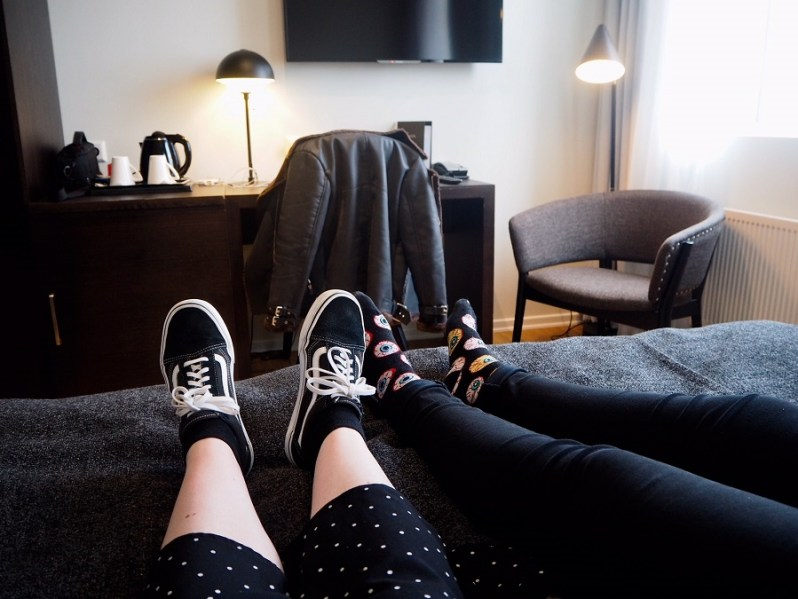Fosshotel Reykjavik Iceland review