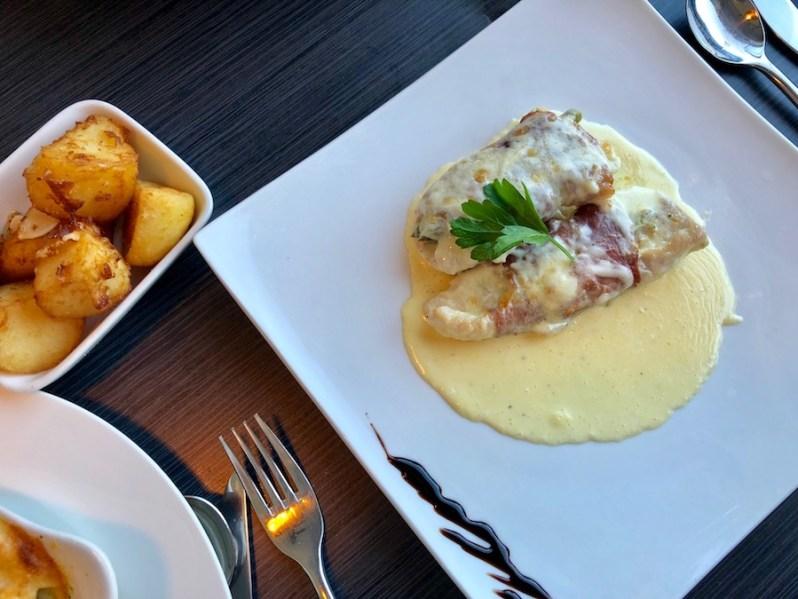 Est Italian West Kirby restaurant menus