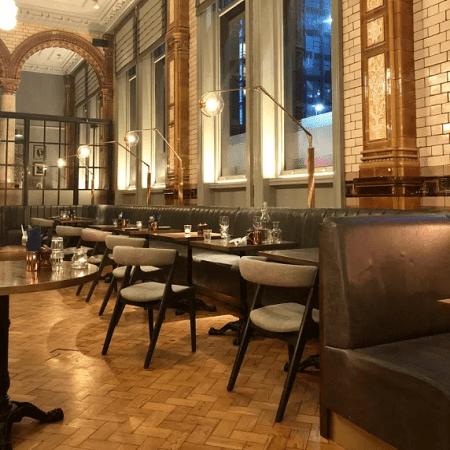 The Refuge at Volta Manchester restaurant food review