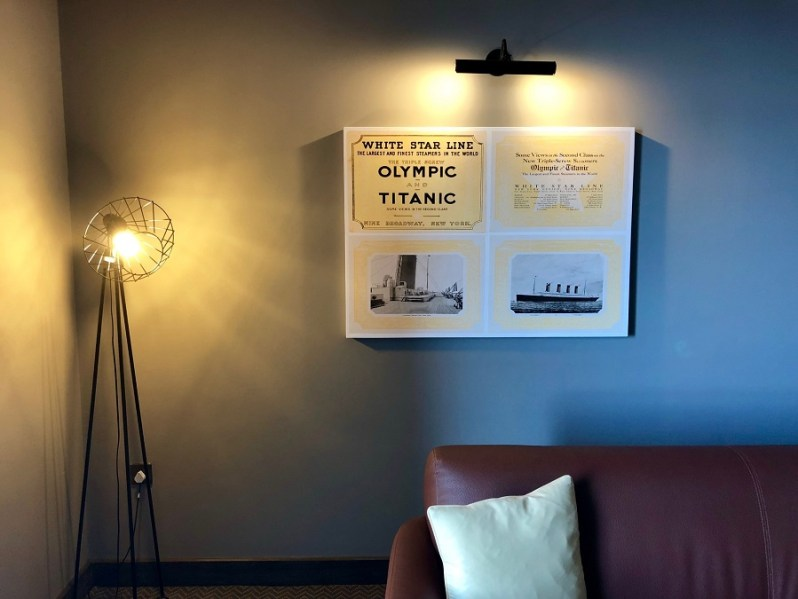 Titanic Hotel Stanley Dock Liverpool city centre hotel rooms