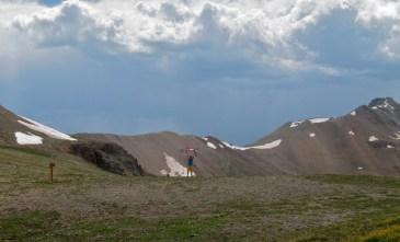 Wasatch trail, Telluride