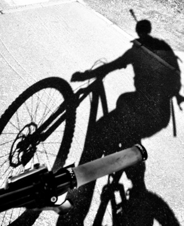 Fighting for the right to ride my bike