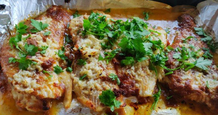#Cod #Greek #Lemon #Garlic Greek-Style Baked Cod with Lemon and Garlic