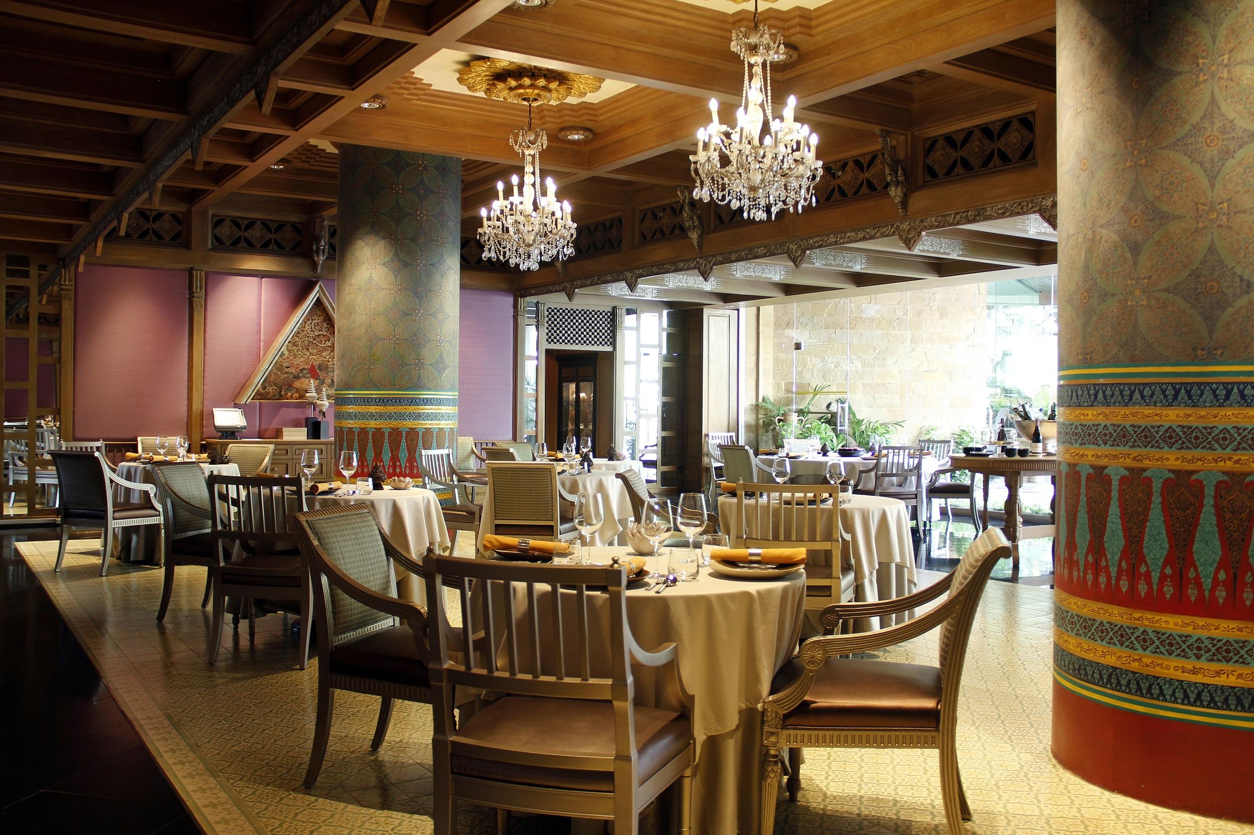 BENJARONG Dusit Thani Bangkok Hungry Hong Kong