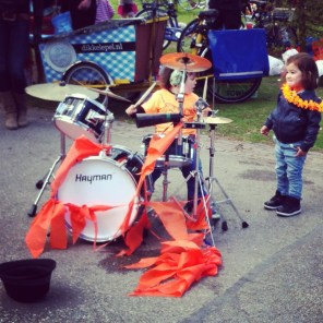the youngest street performer