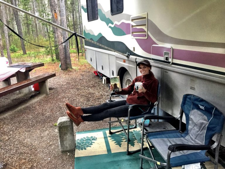 Living Environmentally Conscientious in an RV by The Hungry Mountaineer