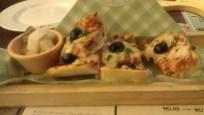 My Pizza Baguette ~$7
