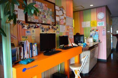 HK Jeju - a kind hostel