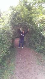 "Woohoo more ""tunnels"""
