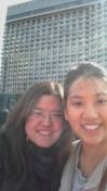 Selfie con Kamila <3