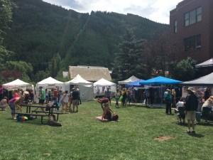 partner yoga - Telluride Yoga Festival