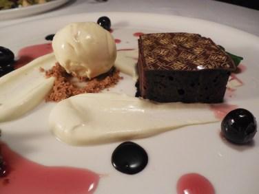 Chocolate Fondant Cake