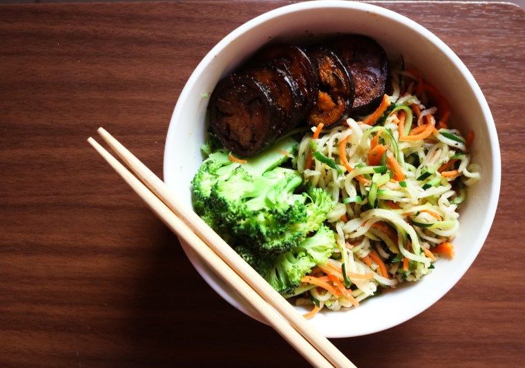 Vegan Noodle Bowl