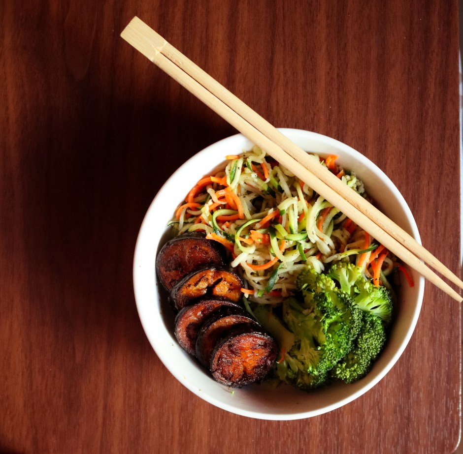 Vegan Noodle Bowl Recipe