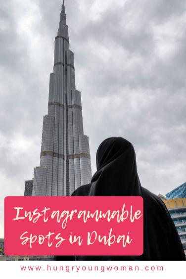 Instagrammable Spots in Dubai