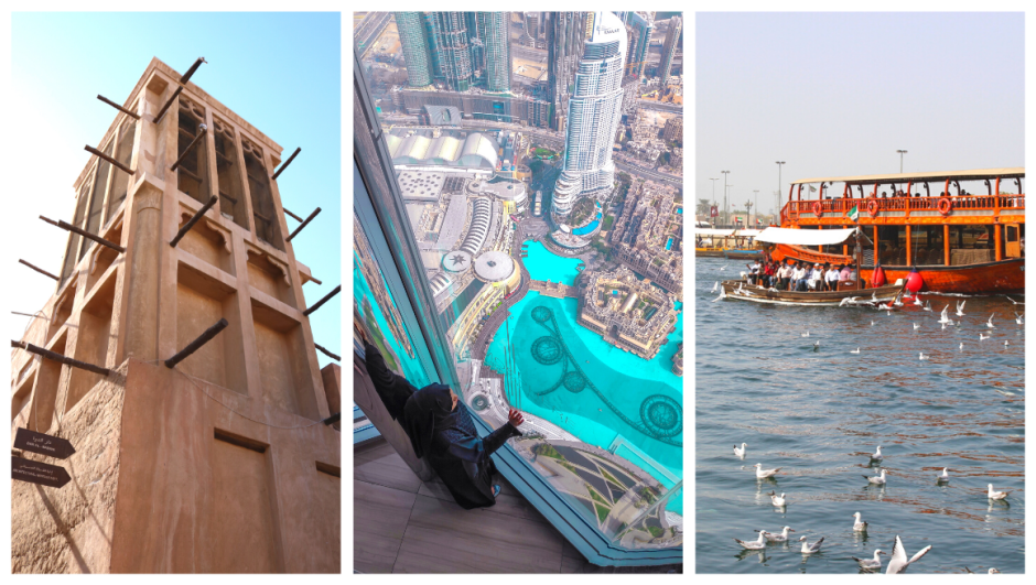 Itinerary for Dubai 7 Days
