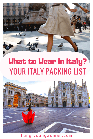 Italy-Packing-List