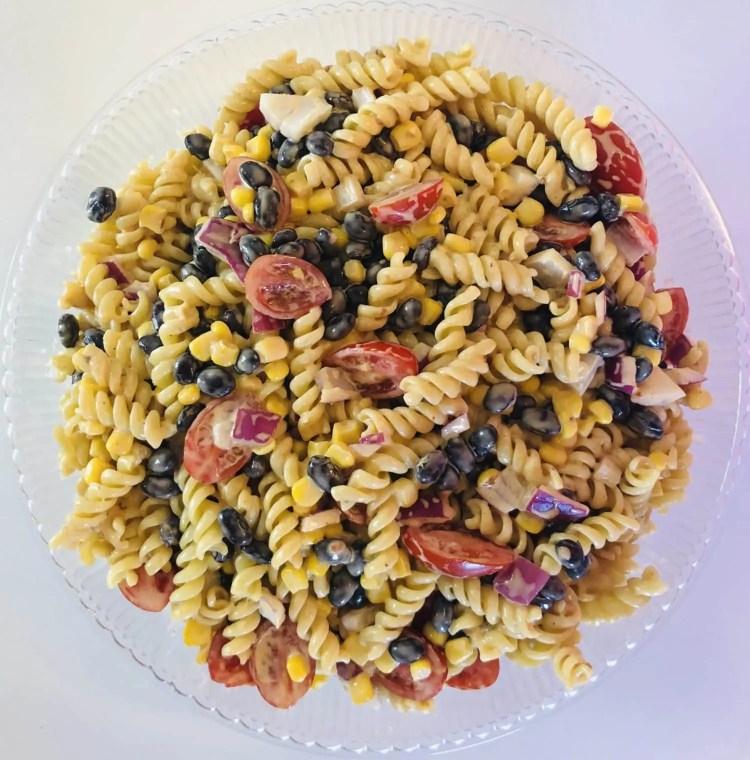Creamy Southwest Pasta Salad