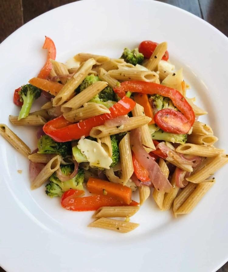 Fresh & Easy Pasta Primavera