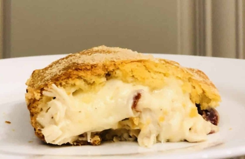 Easy, Cheesy Chicken Bacon Bake