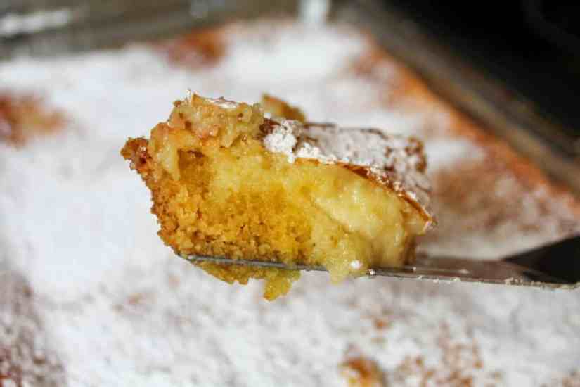 gooey buter cake