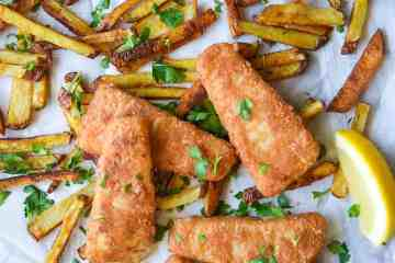 easy fish and chips