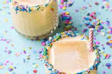 Birthday Cake Cocktail