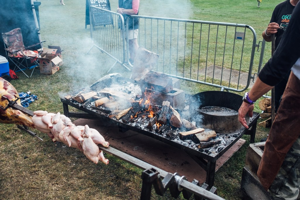 Big Grill Festival 2016, Dublin, Ireland