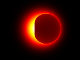 Black hole with free-fall sphere