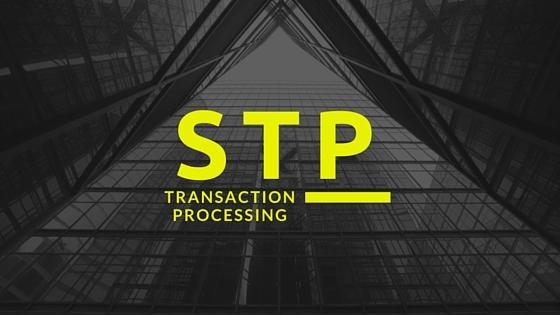 STP transaction processing