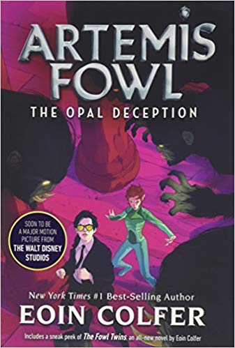 The Opal Deception- Artemis Fowl, Book 4.jpg
