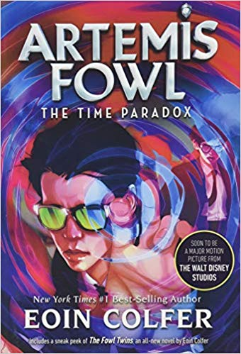 The Time Paradox- Artemis Fowl, Book 6