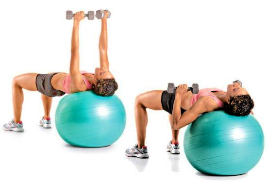 Top 7 Swiss Ball Exercises _ Styles At Life