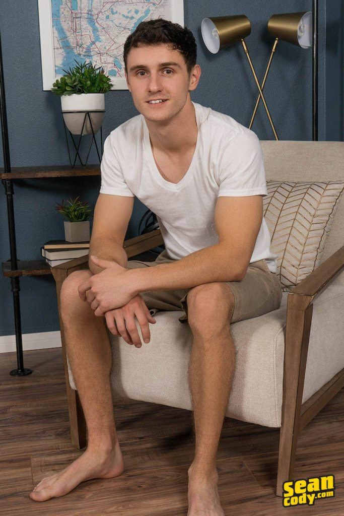 Handsome new performer Ramsey at SeanCody