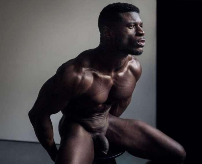 hung black man Daniel Shoneye