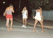 Prostitutas en San Salvador