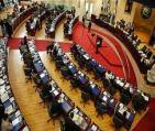 Asamblea Legislativa El Salvador Salón Azul