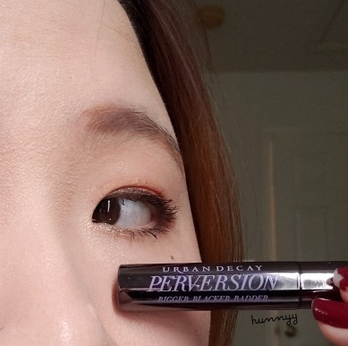 ::REVIEW:: Urban Decay Perversion Mascara! hunnyy