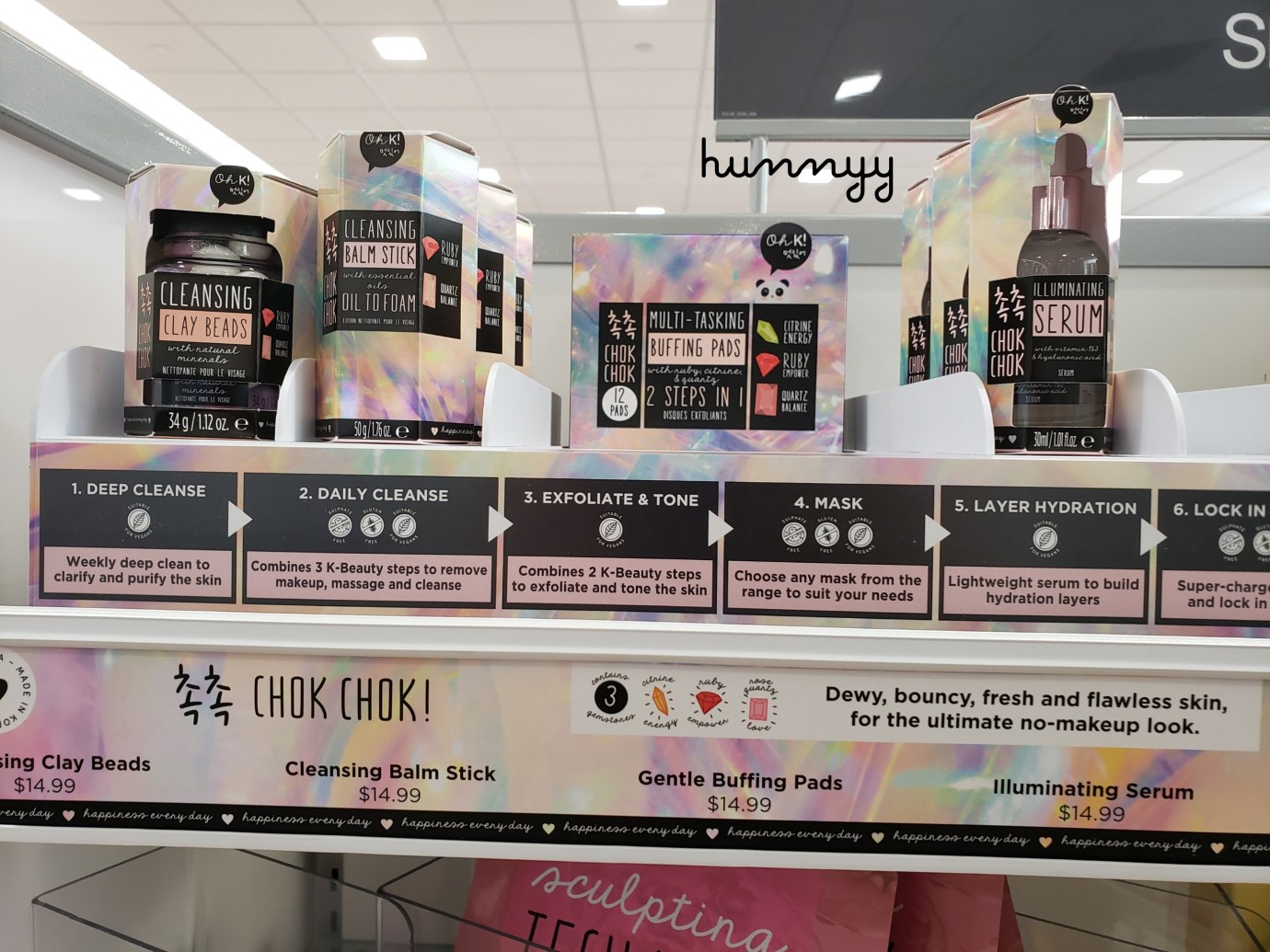 ::KBeauty:: What's New at Ulta Beauty! hunnyy heyhunnyy